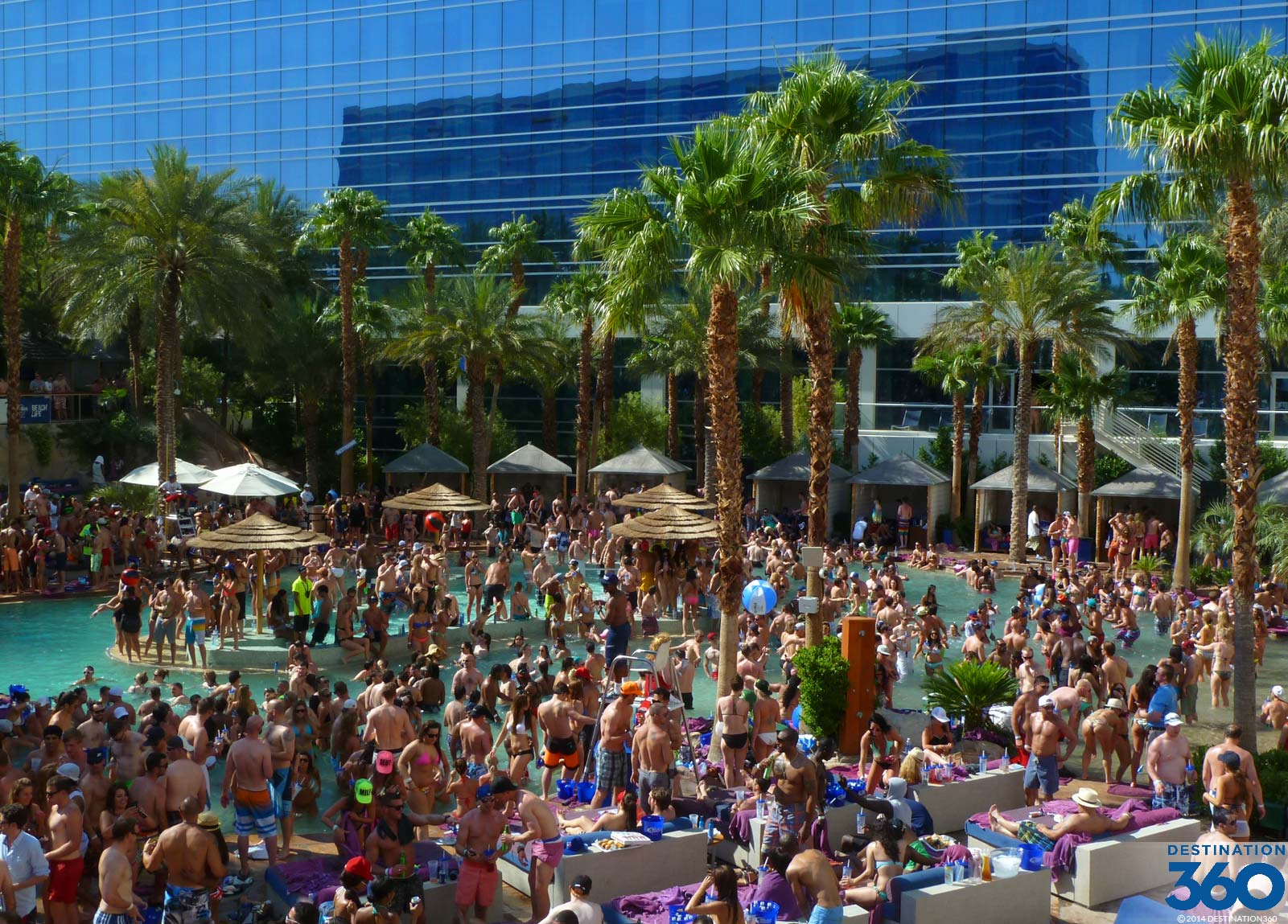 Las Vegas Party Hotels