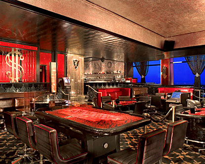 Palms casino playboy club