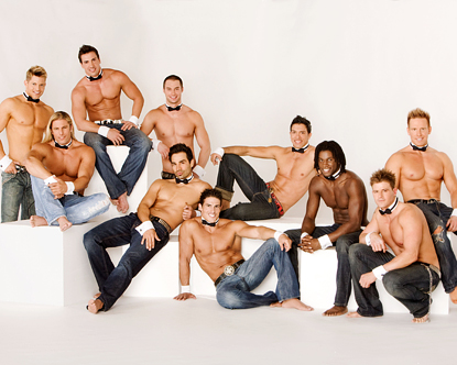 Las Vegas Shows - Chippendales