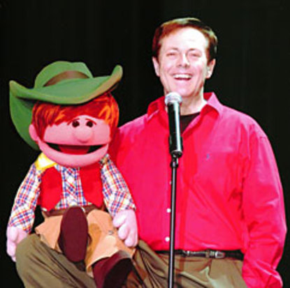 Ronn Lucas The World's Best Ventriloquist
