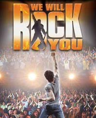 We Will Rock You Las Vegas