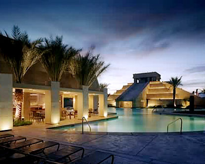 Cancun resort and spa for Best us spa resorts