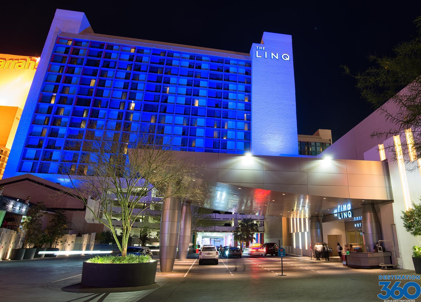the linq hotel & casino las vegas