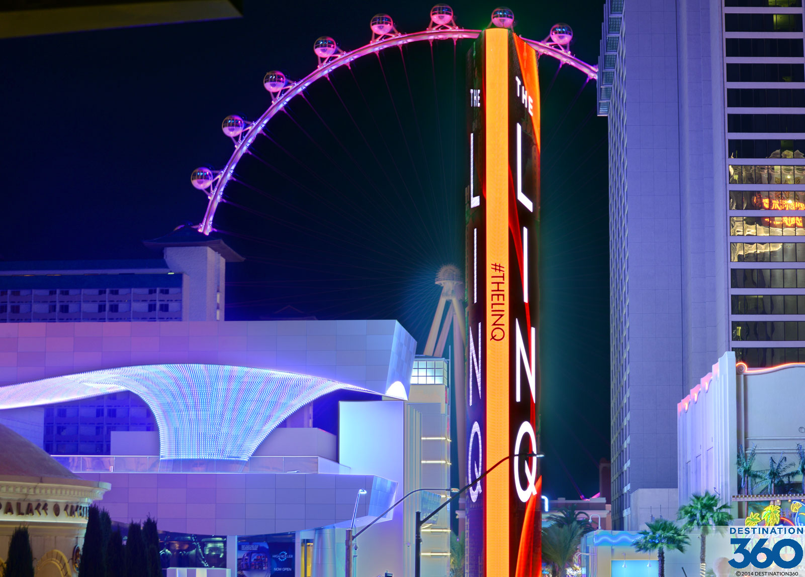 Linq Las Vegas Virtual Tour