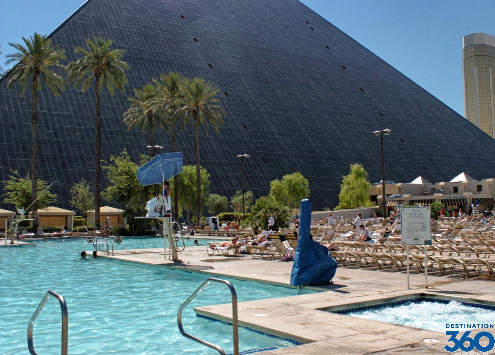 Luxor hotel and casino swimming pool red hot poker up - Luxor hotel las vegas swimming pool ...