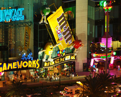 M&M World - Las Vegas M&M Factory