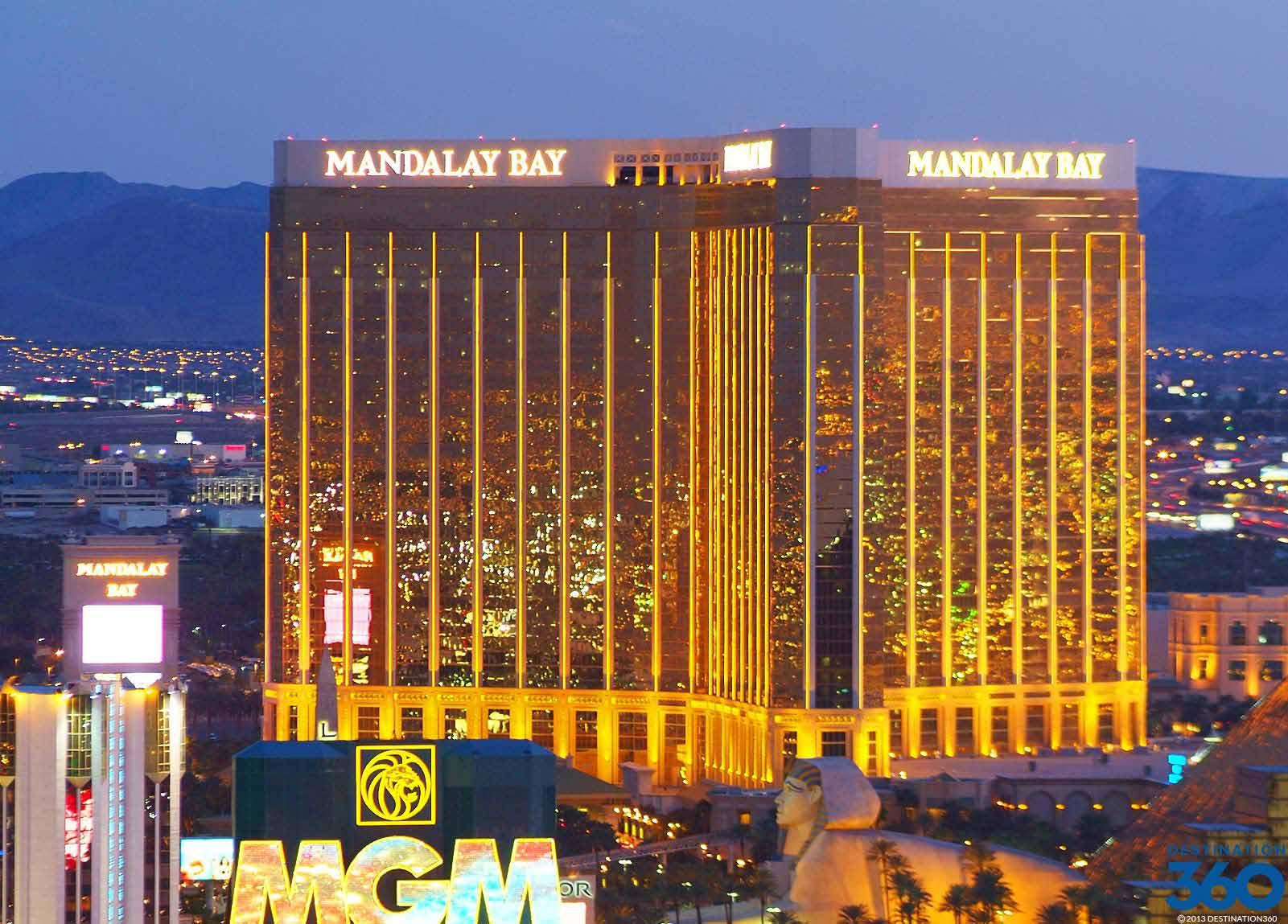 Mandaly bay hotel and casino barona casino