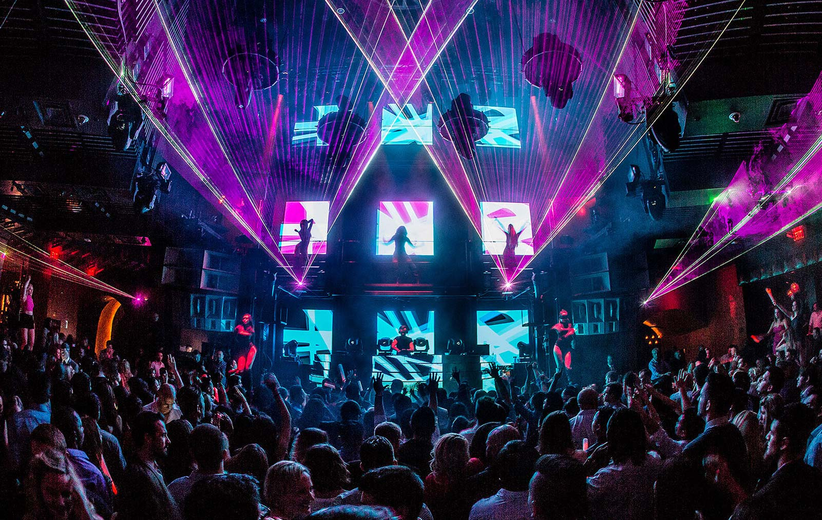 Cosmopolitan Las Vegas Nightclub - Cosmopolitan Las Vegas Bars