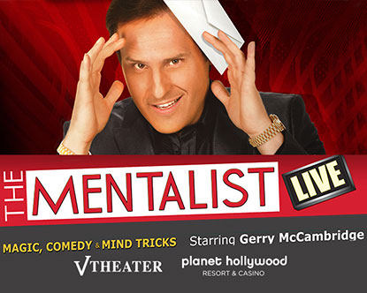 The Mentalist Las Vegas