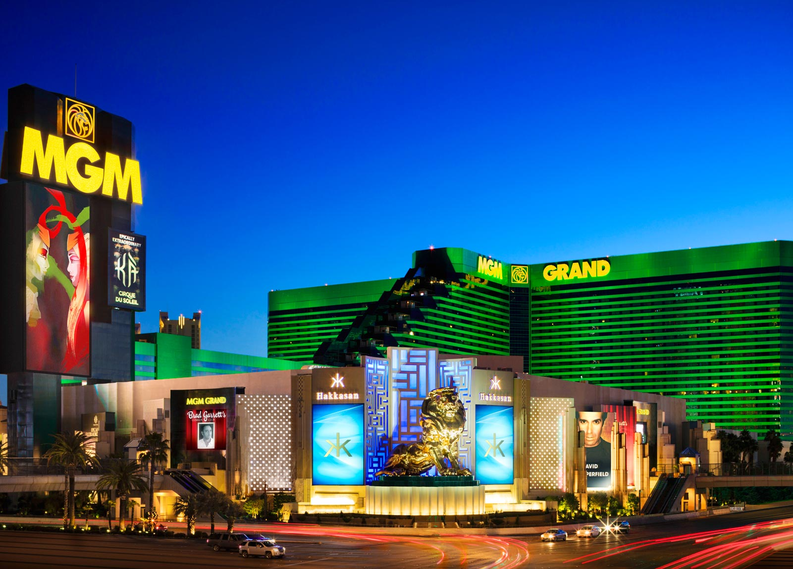 MGM Grand Vacation Packages