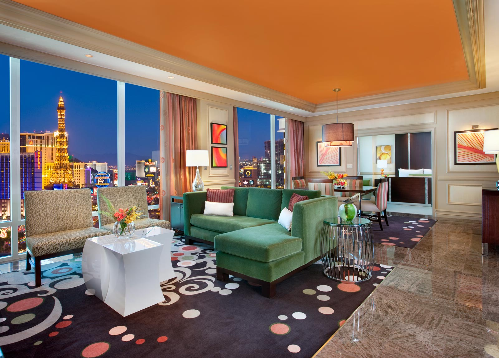 Charming ... Las Vegas Hotel Suites. Mirage Rooms