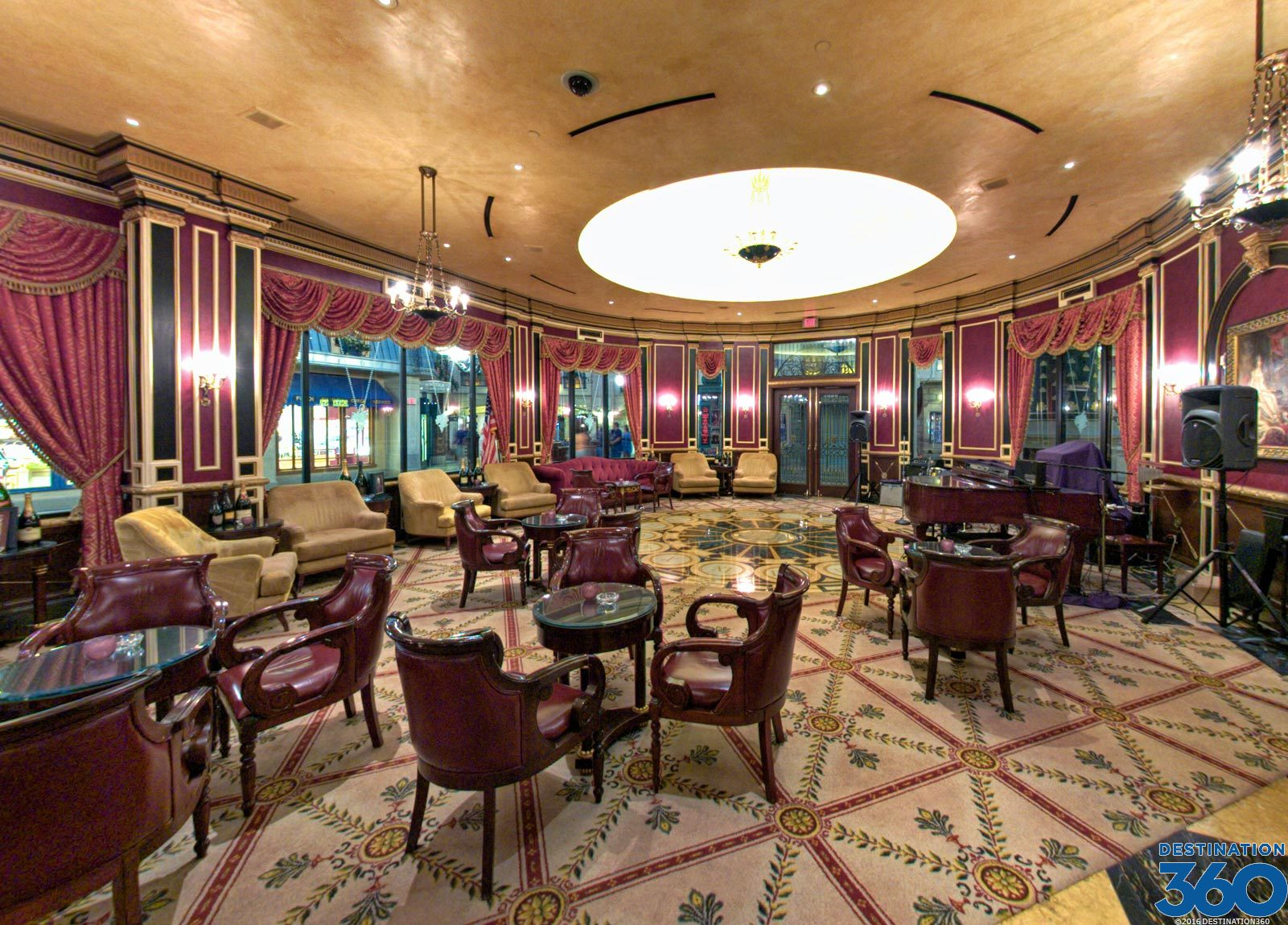 Napoleon's Lounge Virtual Tour