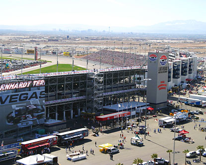 Nascar Vegas Packages