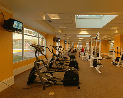 Orleans Hotel Fitness Center Orleans Hotel Gym