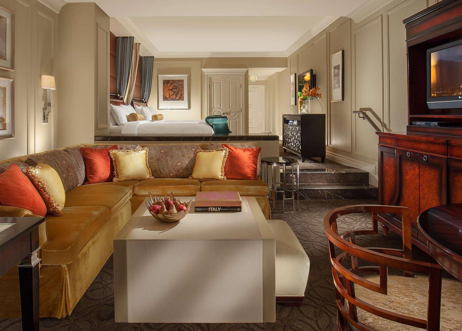 Rooms: Palazzo Las Vegas Hotel Rooms