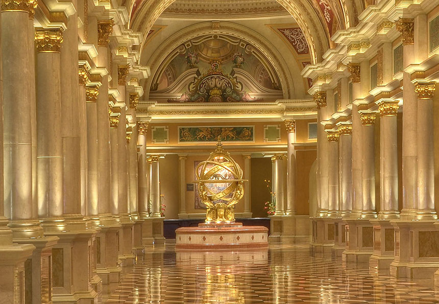 palazzo las vegas lobby   palazzo las vegas hotel lobby