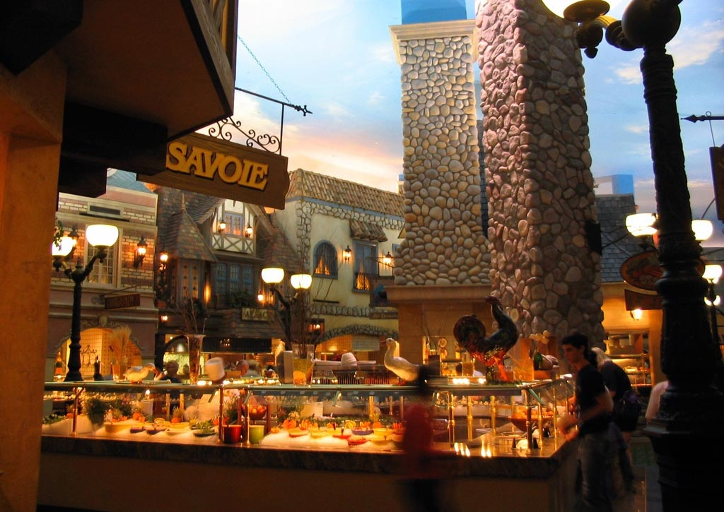 Paris Las Vegas Buffet