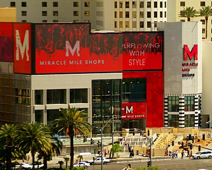 Miracle Mile Las Vegas Map.Planet Hollywood Las Vegas