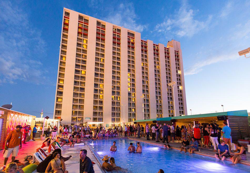 The Plaza Hotel Vegas