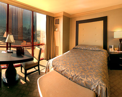 A Rio All Suite Hotel Room, circa 2005