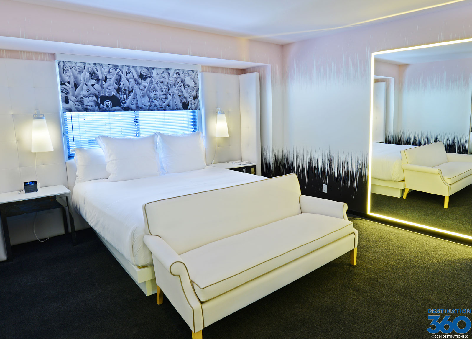 SLS Rooms Virtual Tour