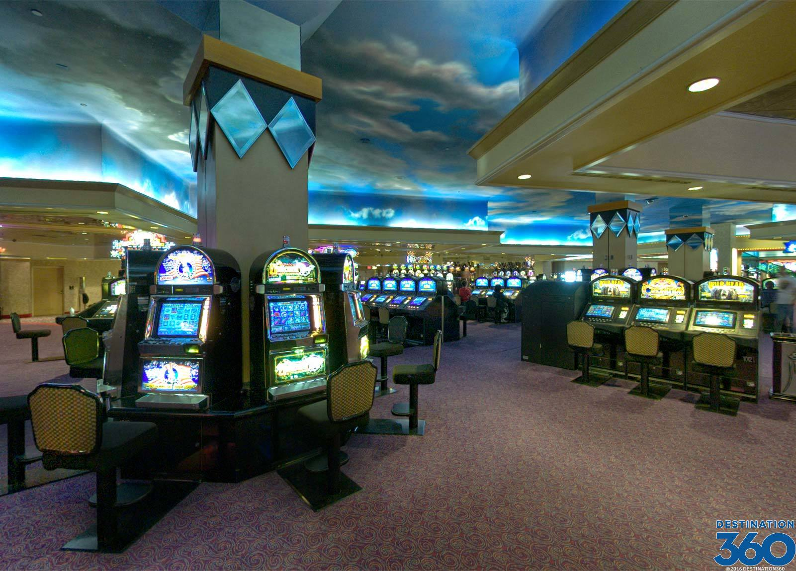Casino Virtual Tour