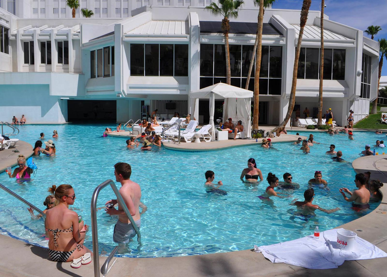 Tropicana Las Vegas Pool