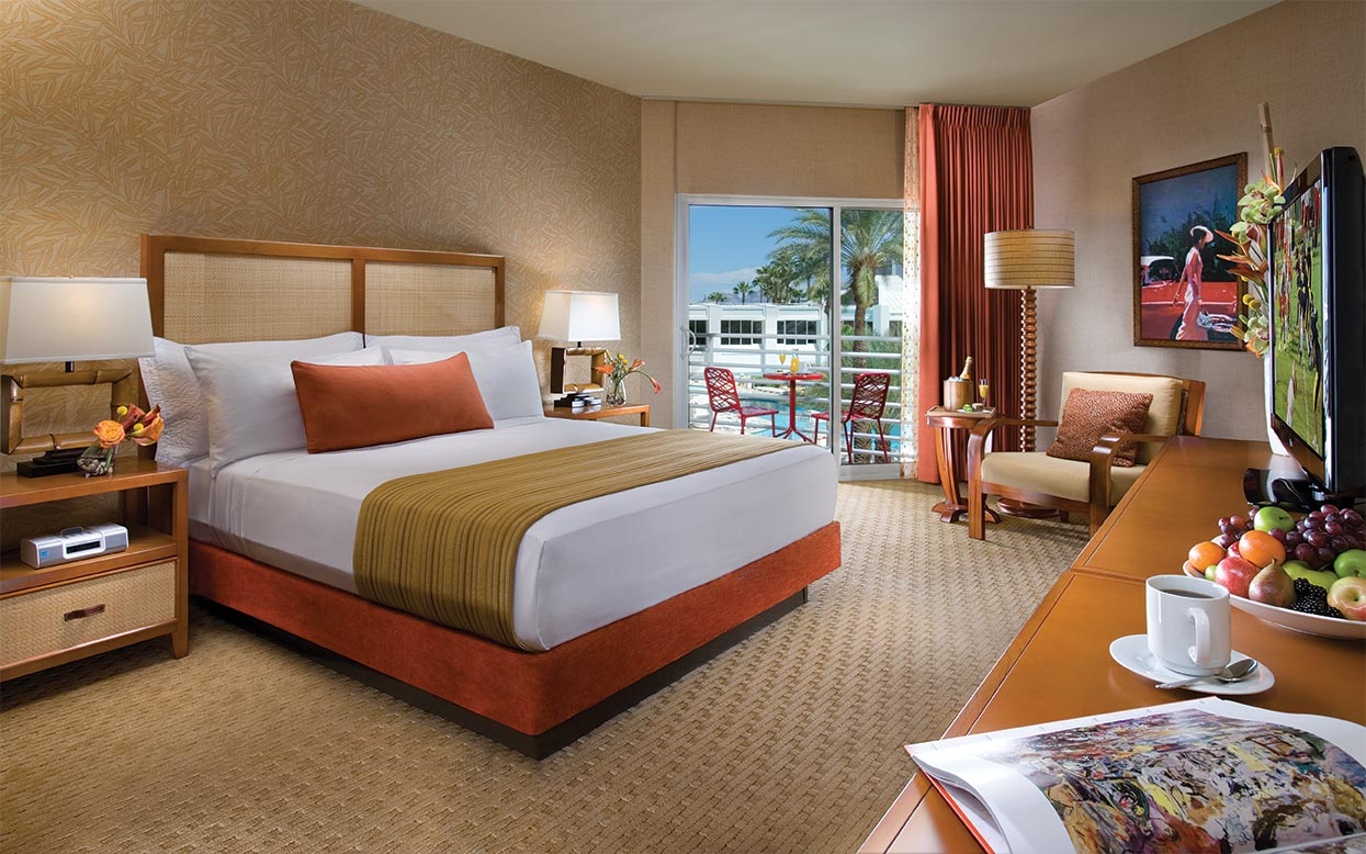 Tropicana Las Vegas Hotel Rooms