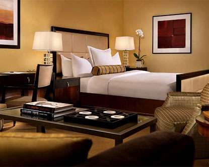 Trump Hotel Las Vegas Rooms