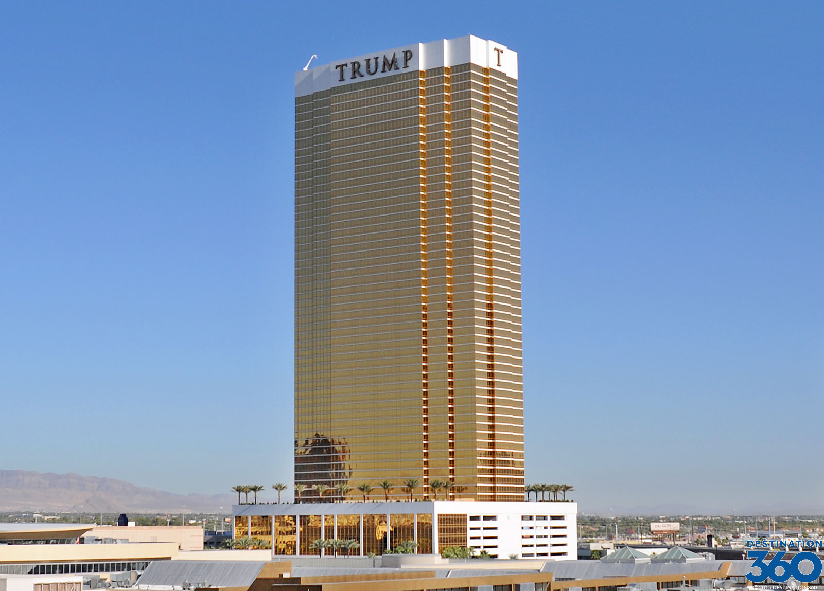 trump hotel and casino las vegas