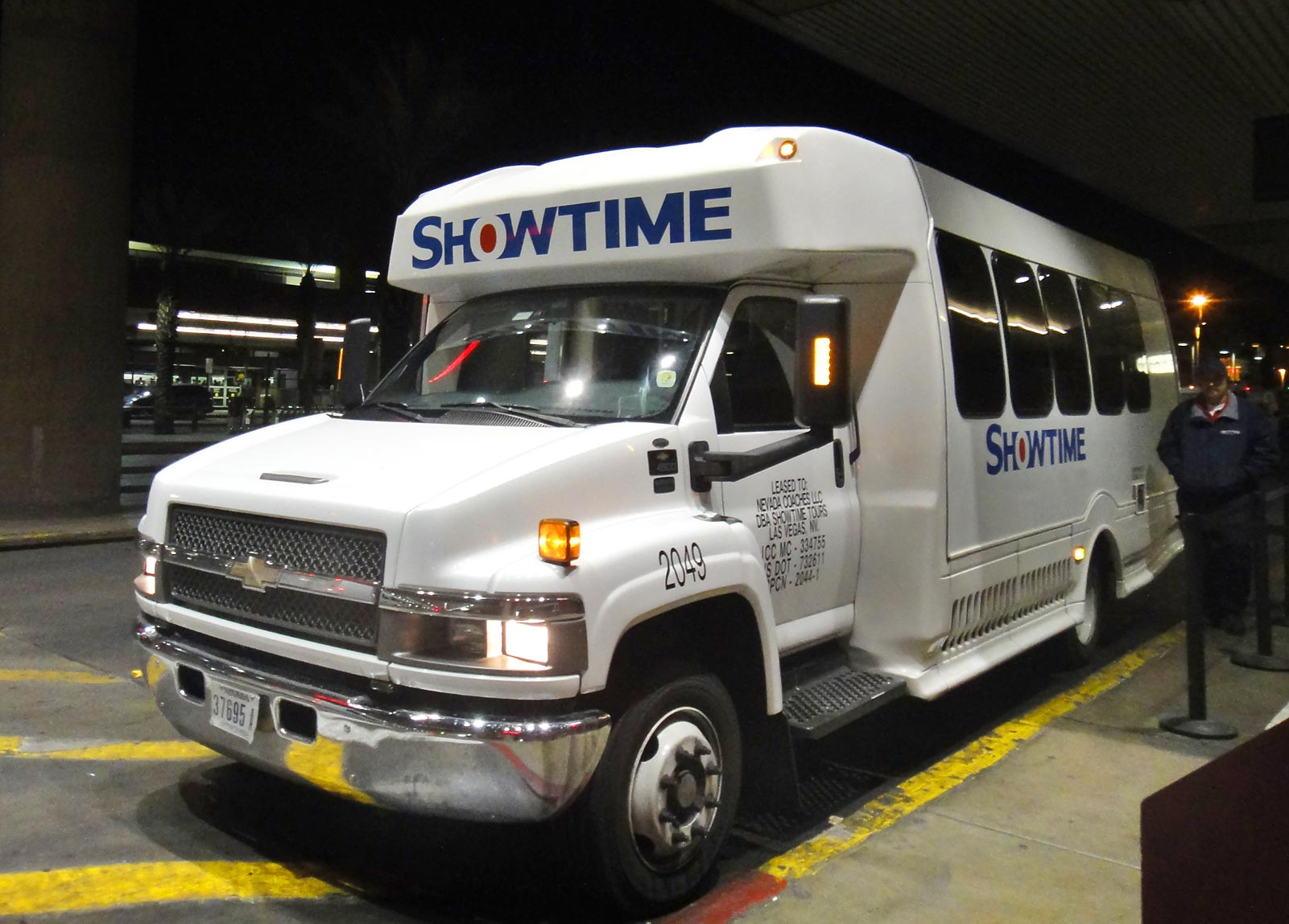 Vegas Airport Hotels Shuttle