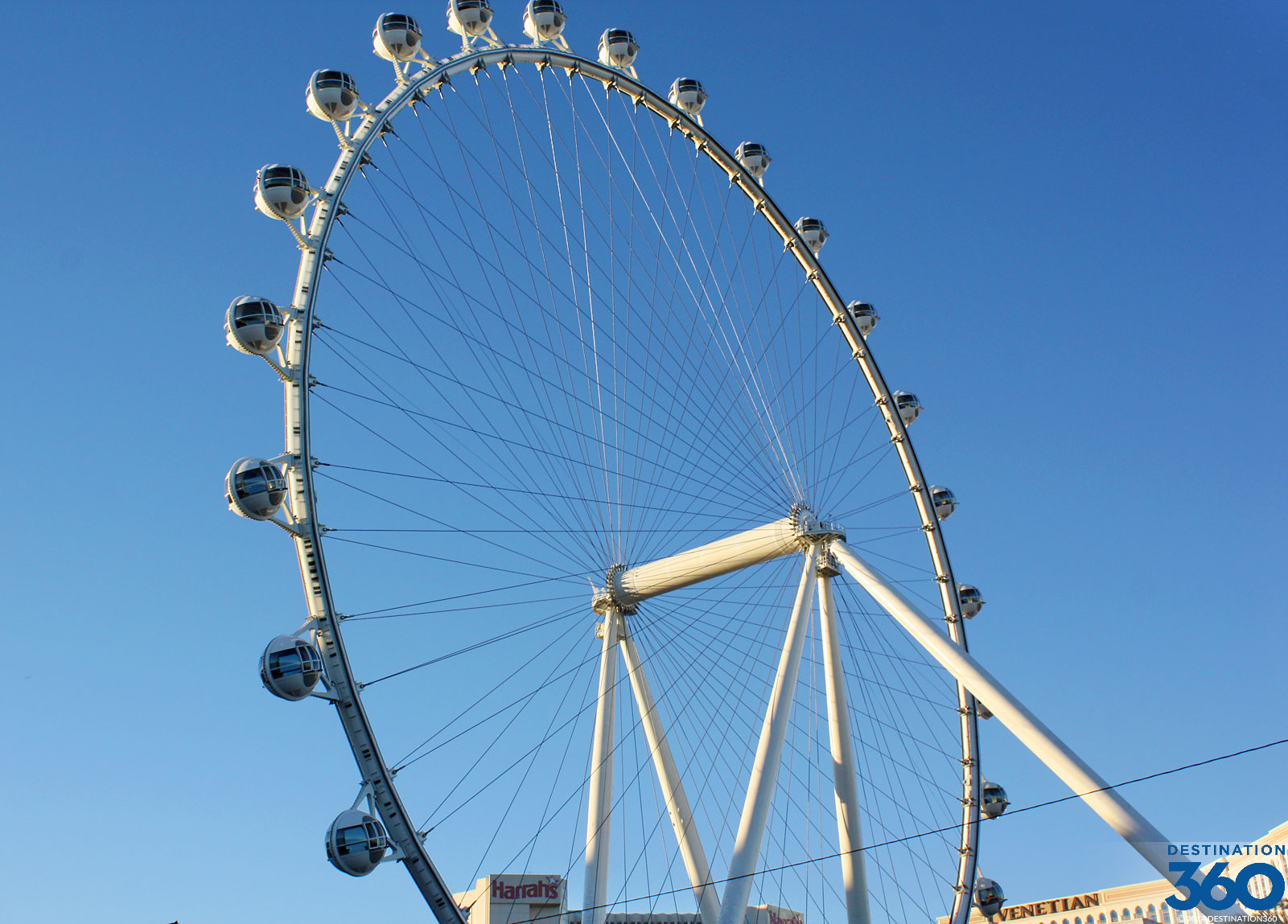 Vegas Ferris Wheel