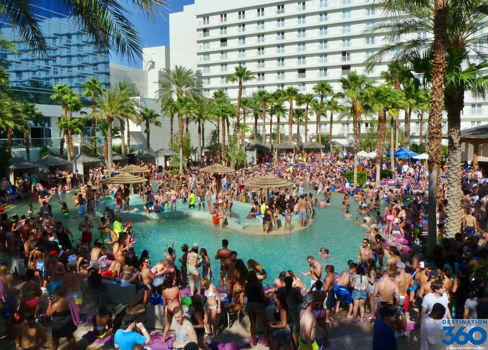Pool Party Las Vegas Today