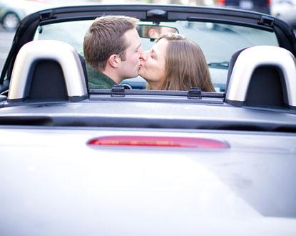 Drive thru las vegas wedding