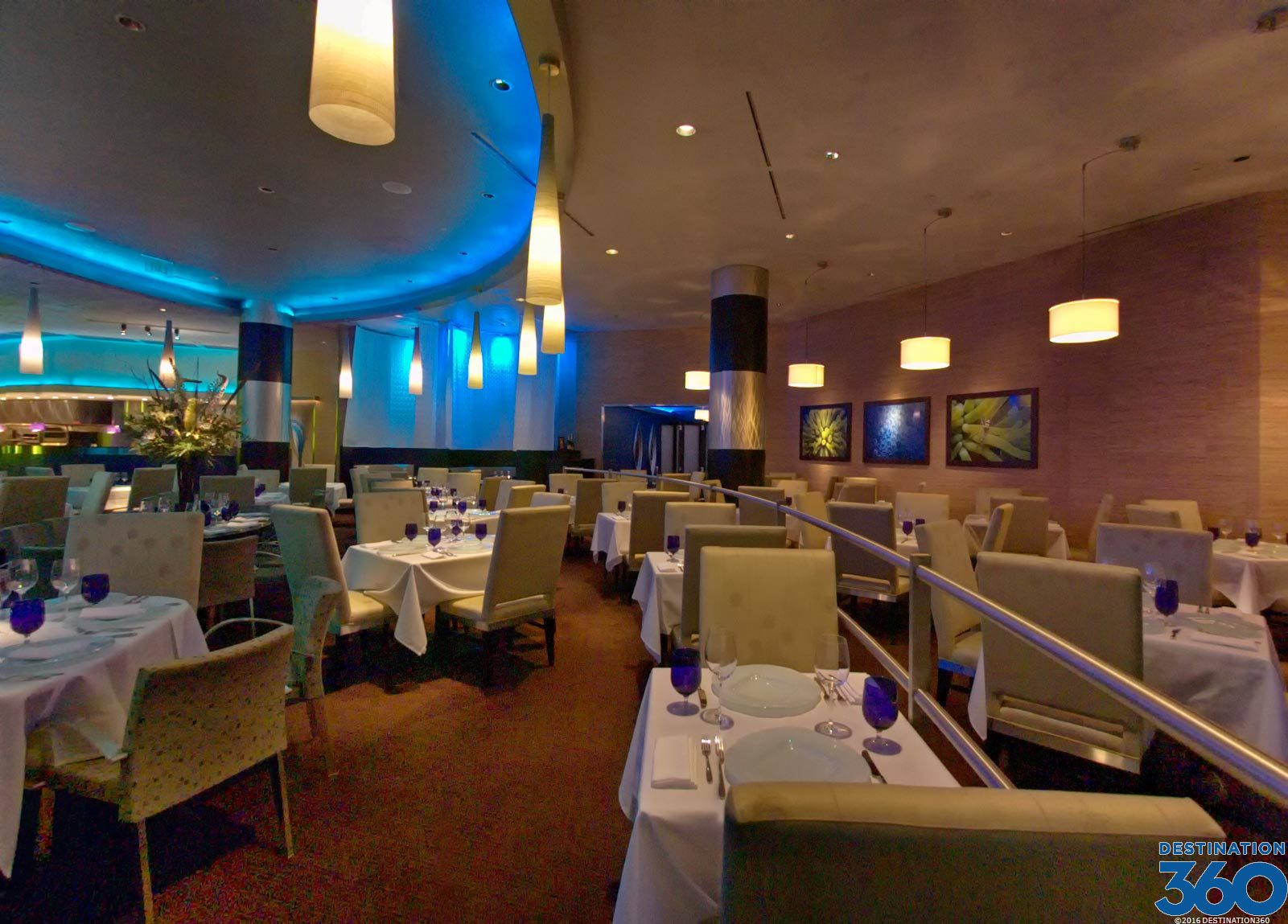 AquaKnox Restaurant Virtual Tour