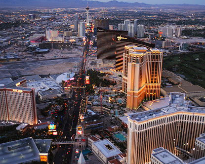 When to go to Las Vegas