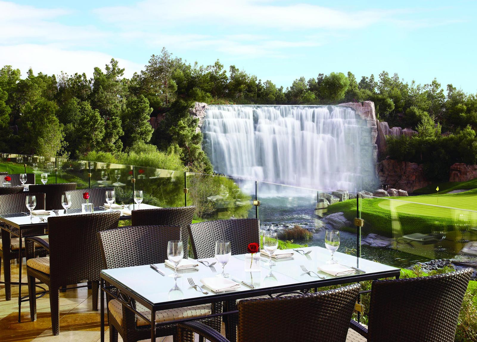 Wynn Hotel Restaurants - Country Club