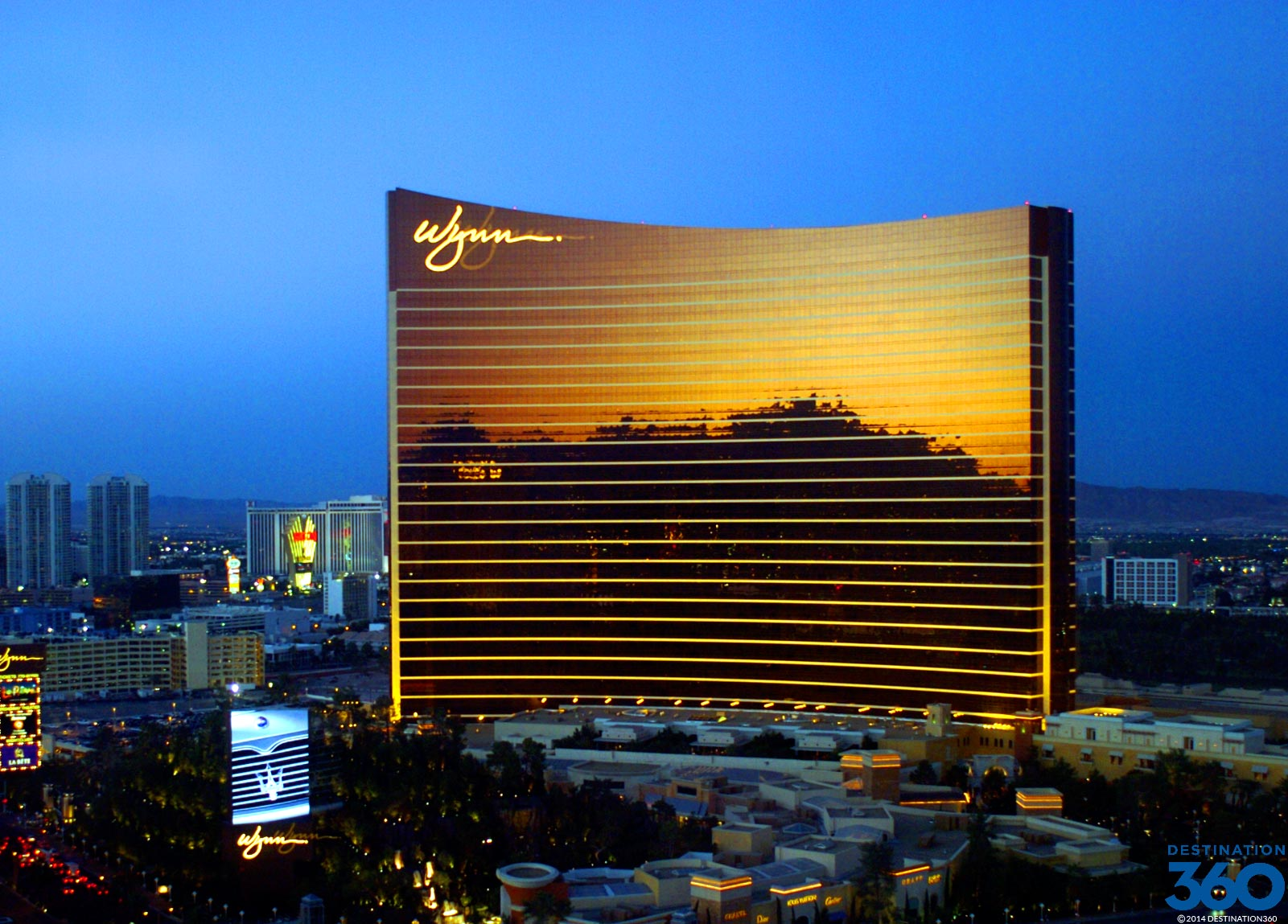 wynn casino in las vegas