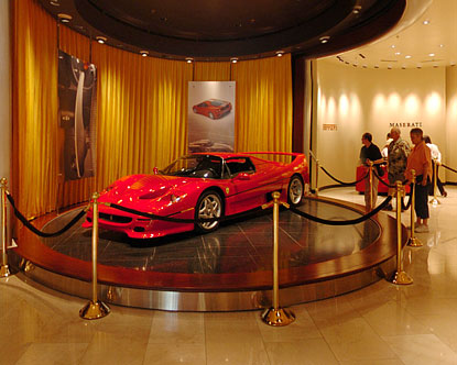 Wynn Penske Ferrari Maserati Dealership