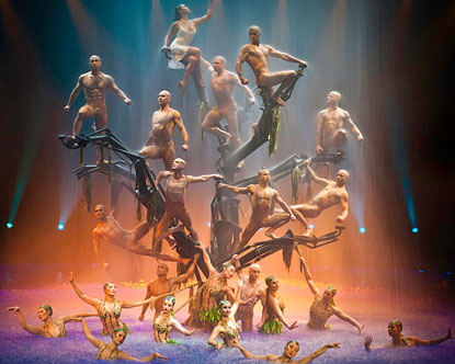 Wynn Vegas Shows - Le Reve