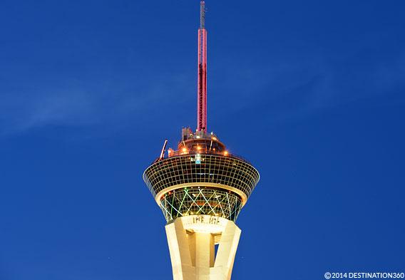 The Stratosphere Las Vegas