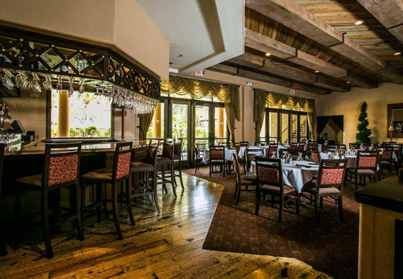 Tuscany Suites Restaurants