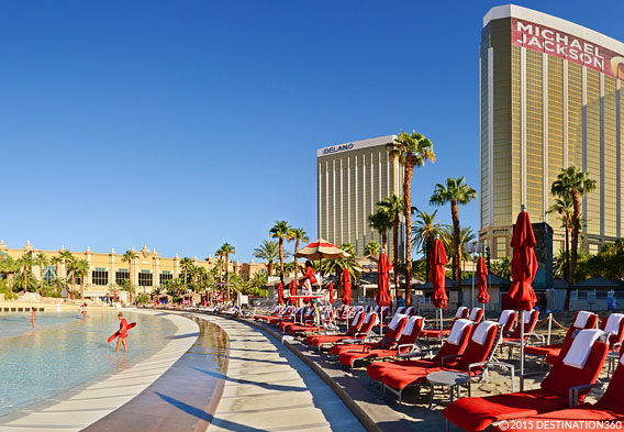 Vegas Pool Hotels