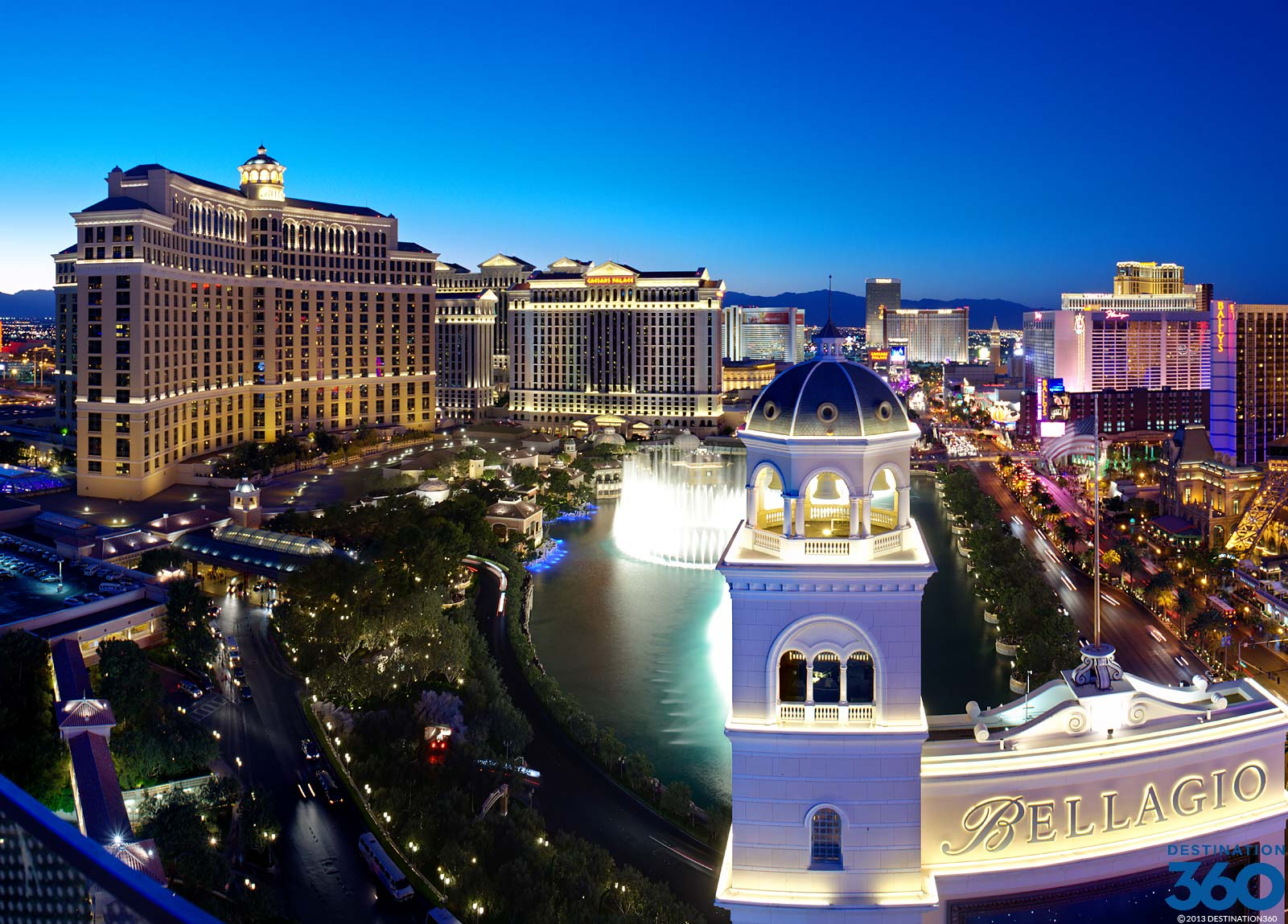 Las Vegas Virtual Tour