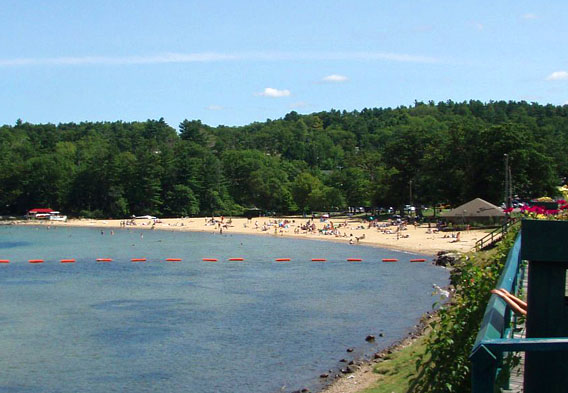Lake Winnipesaukee Beaches