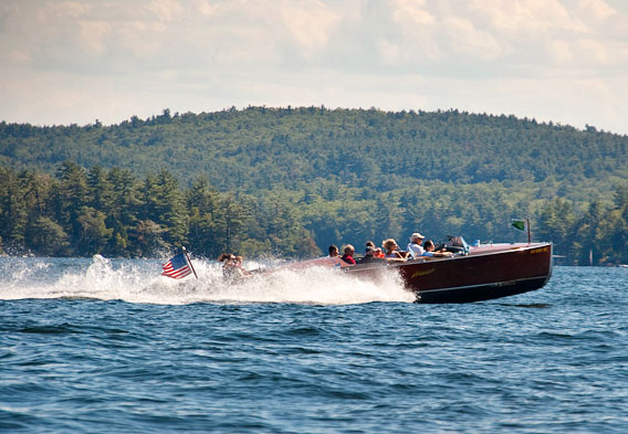 Lake Winnipesaukee Things to Do