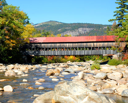 New Hampshire Covered Bridges
