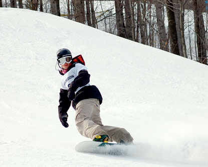 Holiday ski break  Review of Loon Mountain Lincoln NH