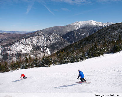 New Hampshire Ski Resorts