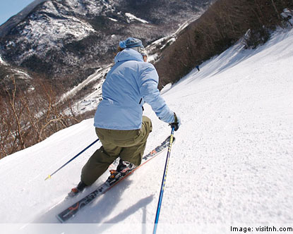 New Hampshire Skiing New Hampshire Ski Vacations